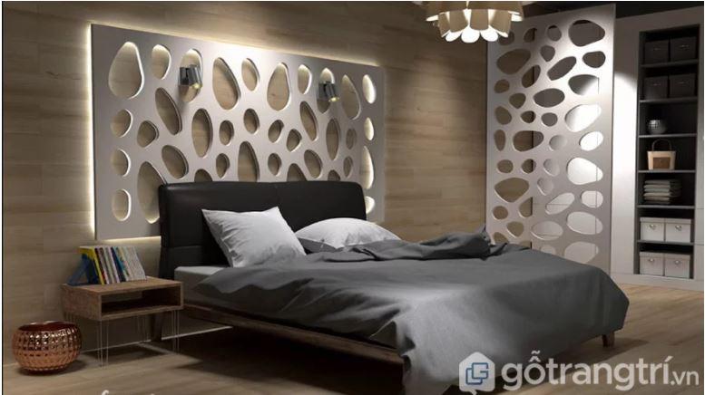 tấm vách ngăn phòng ngủ