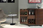 tủ trưng bày rượu mini