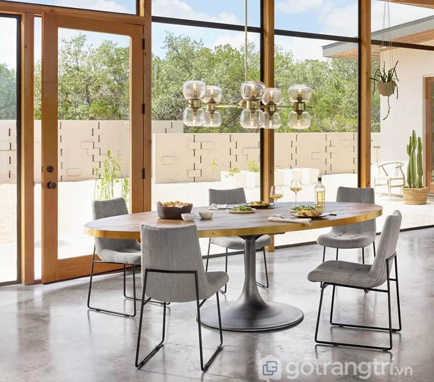 bàn ghế ăn nhập khẩu