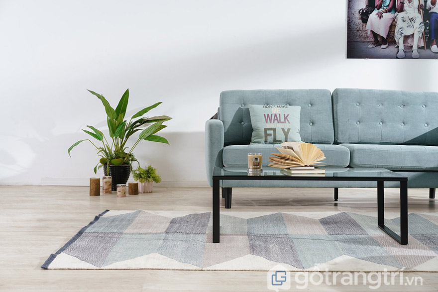Cách chọn thảm phòng khách