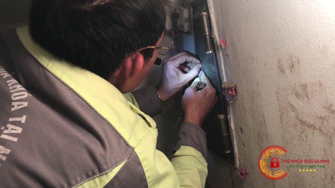 Dịch vụ sửa khóa tại nhà uy tín chất lượng