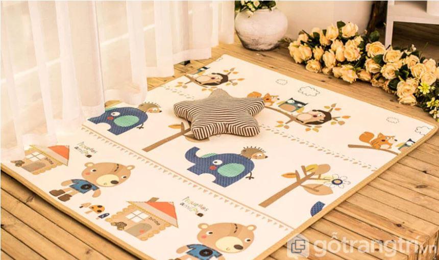 thảm trải sàn dành cho bé