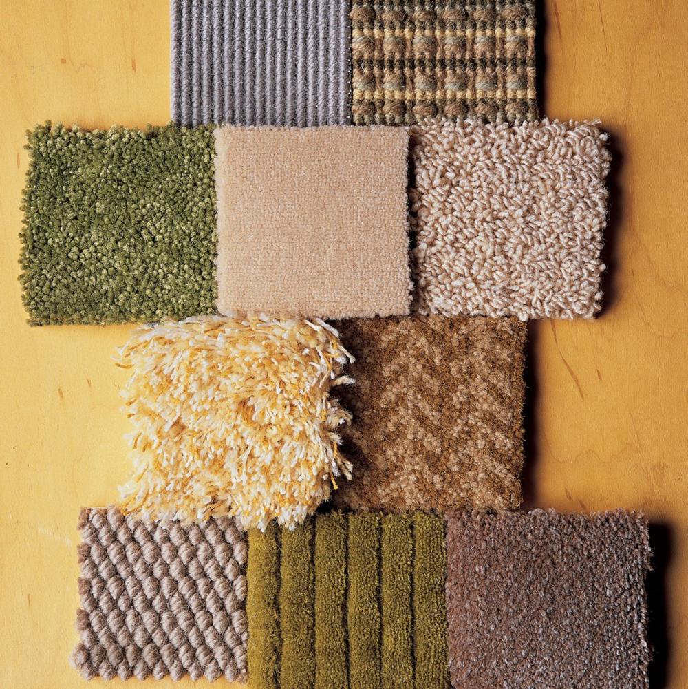 Chất liệu thảm trải sàn