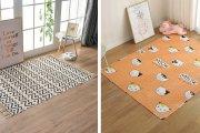 thảm cotton trải sàn
