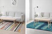 thảm dệt len