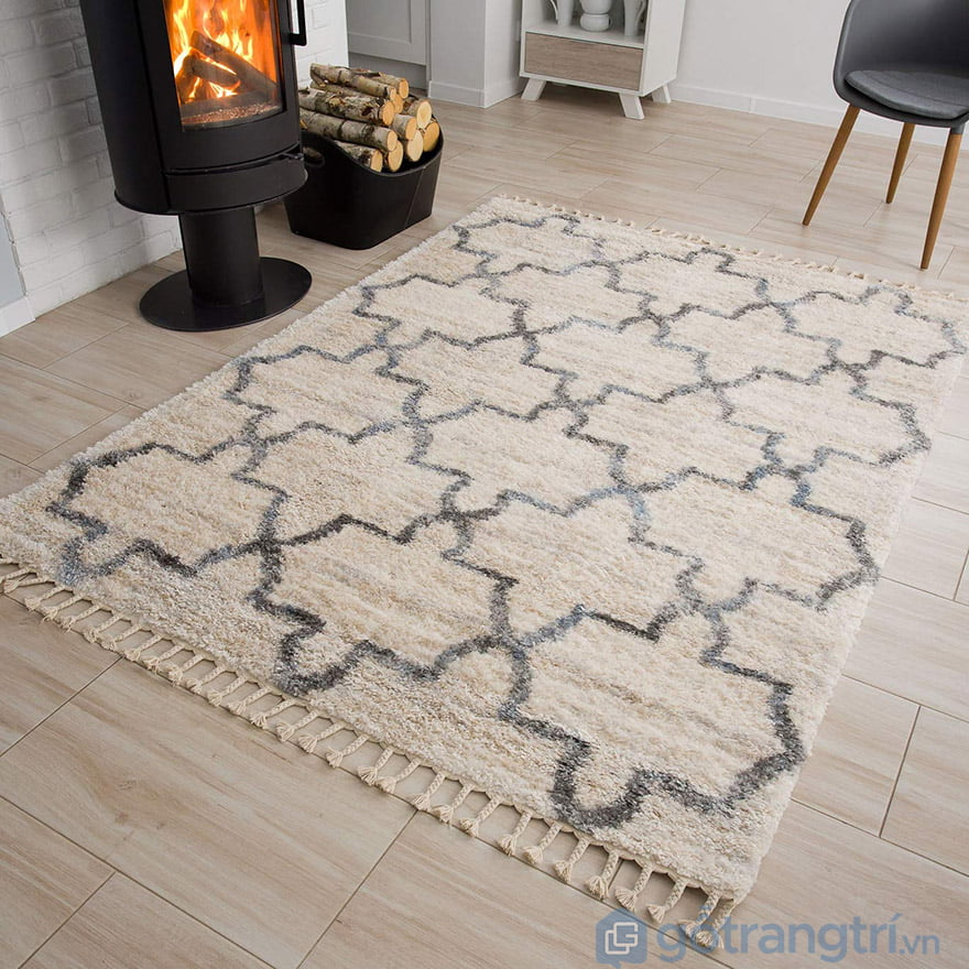 thảm lông trải sàn TPHCM