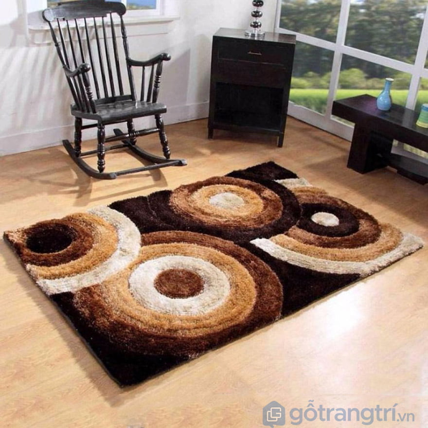 thảm trải sàn 3D