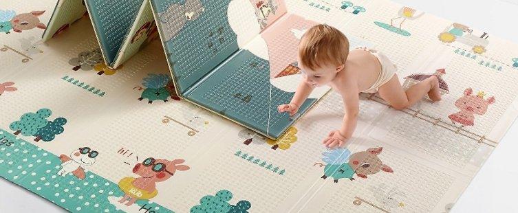 Thảm trải sàn cho trẻ em