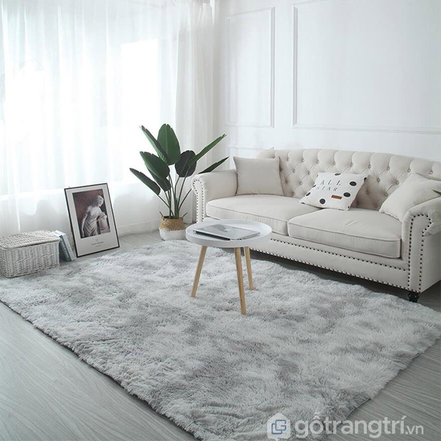 thảm trải sàn kích thước lớn