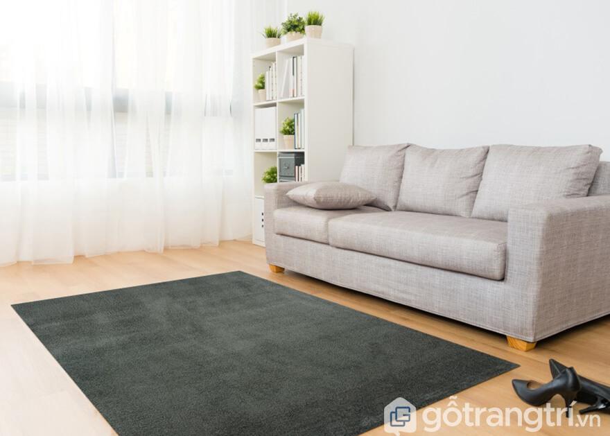 thảm trải sàn phòng khách cao cấp