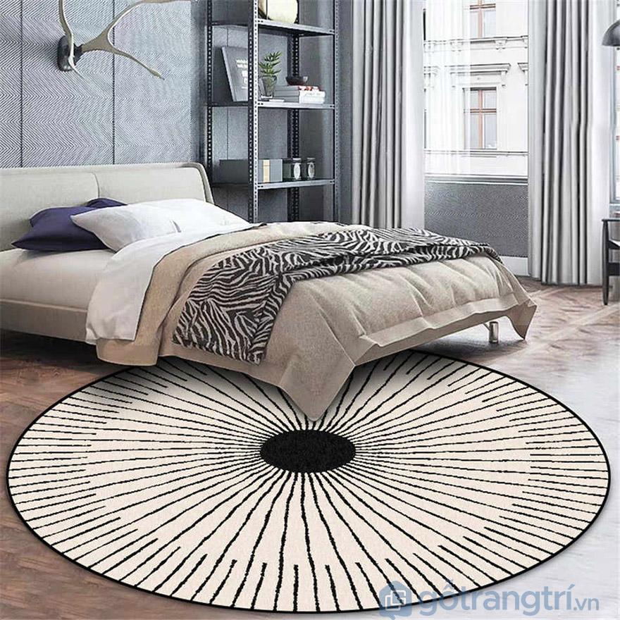 thảm trải sàn phòng ngủ cao cấp