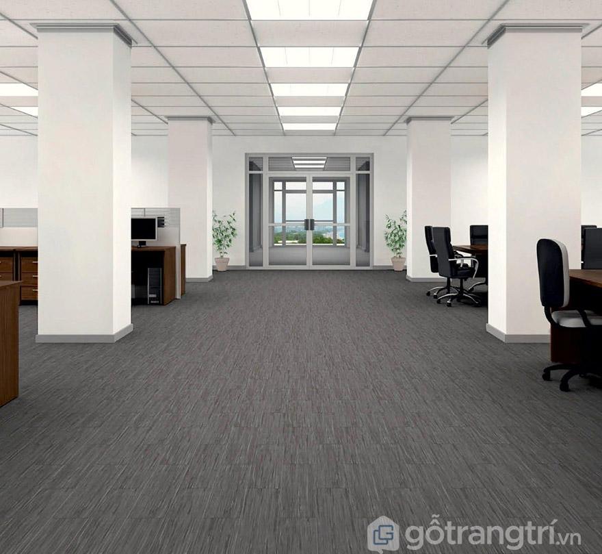 thảm trải sàn văn phòng giá rẻ