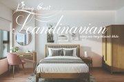 phòng cưới phong cách scandinavian