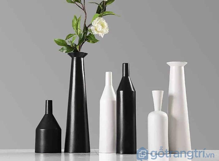 Các loại bình cắm hoa