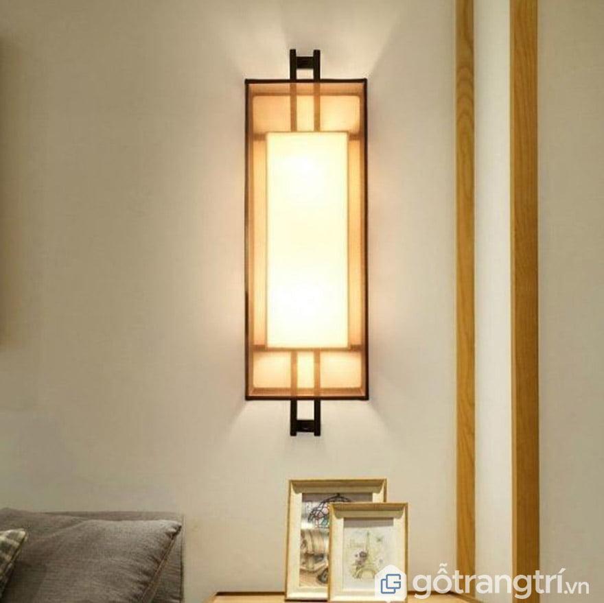 Các loại đèn phòng ngủ ốp tường