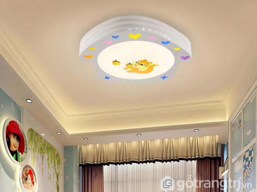 Các loại đèn trần phòng ngủ