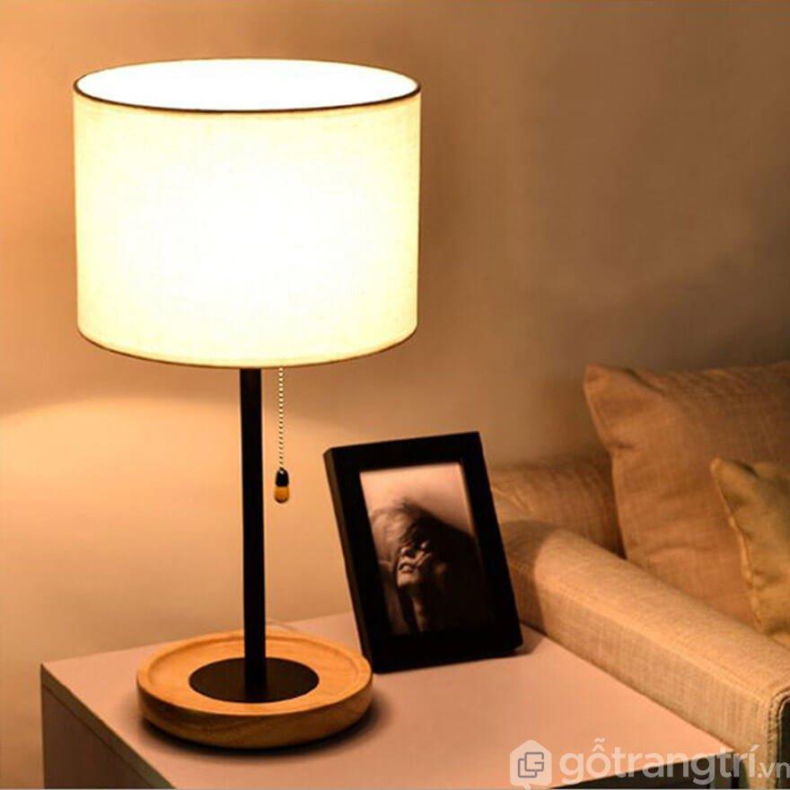 Đèn ngủ để bàn LED