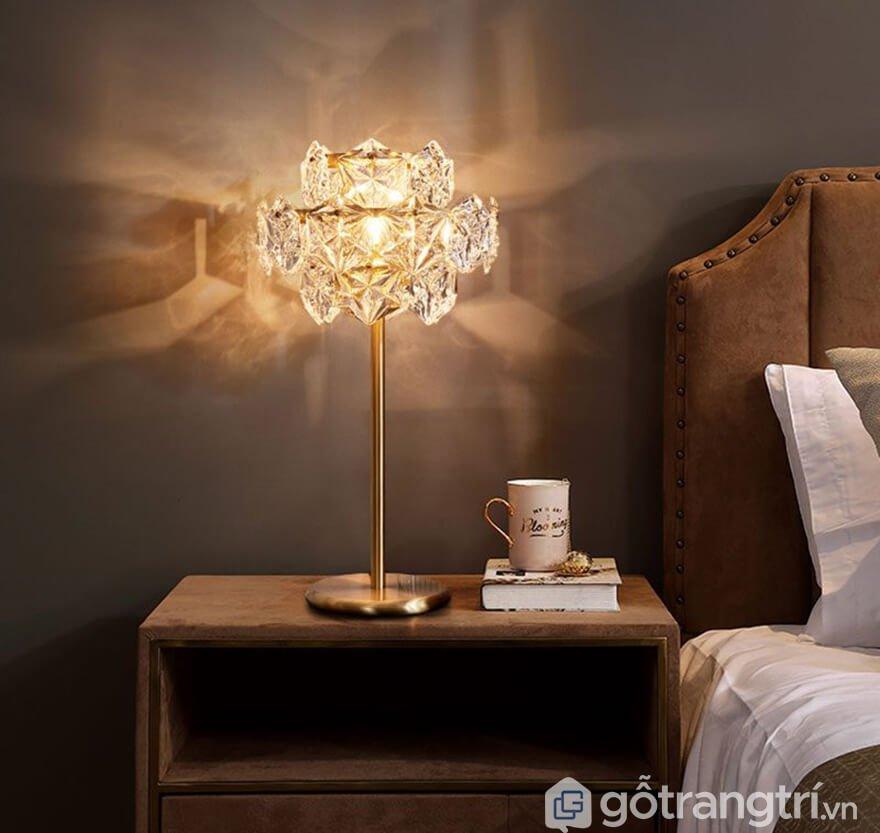 Đèn ngủ để bàn tại Hải Phòng