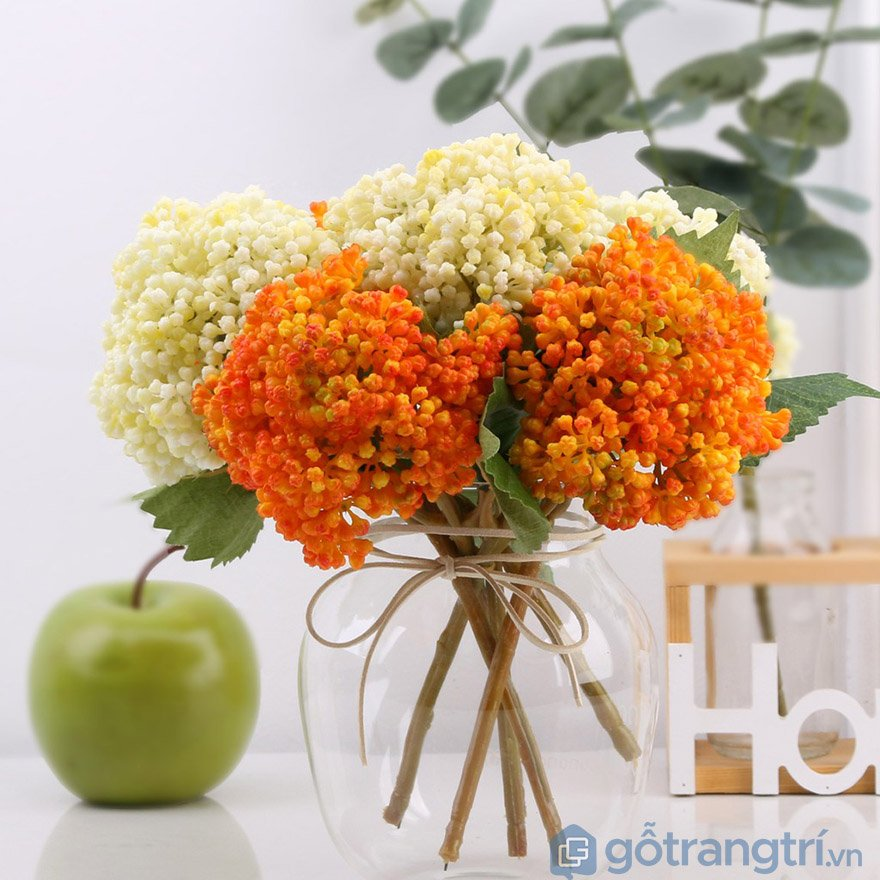 Giá hoa giả trang trí