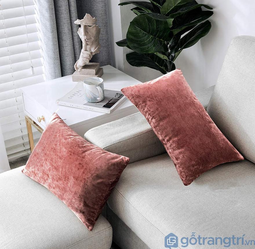 Gối sofa hình chữ nhật