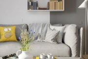 gối sofa phòng khách