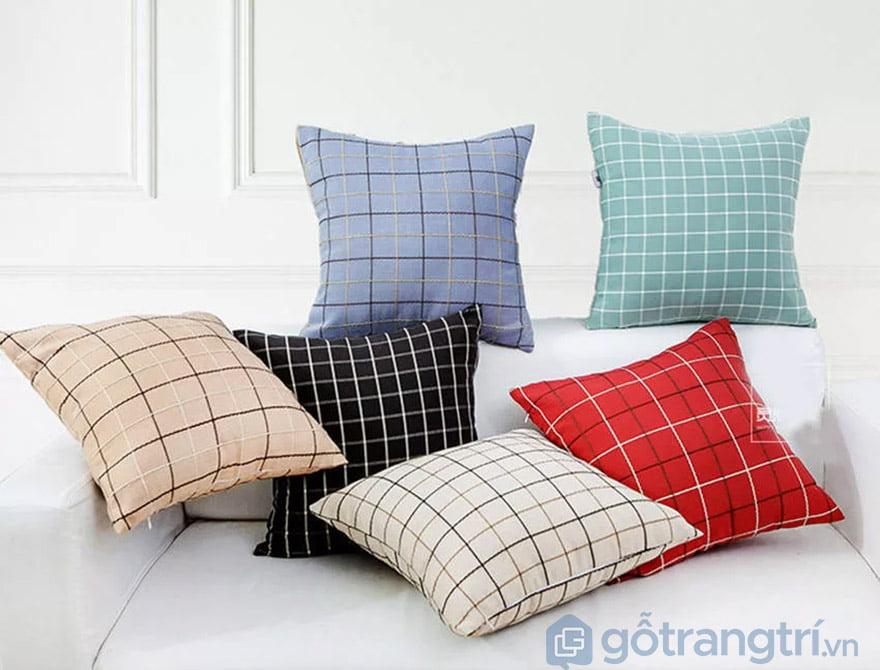 gối vuông sofa