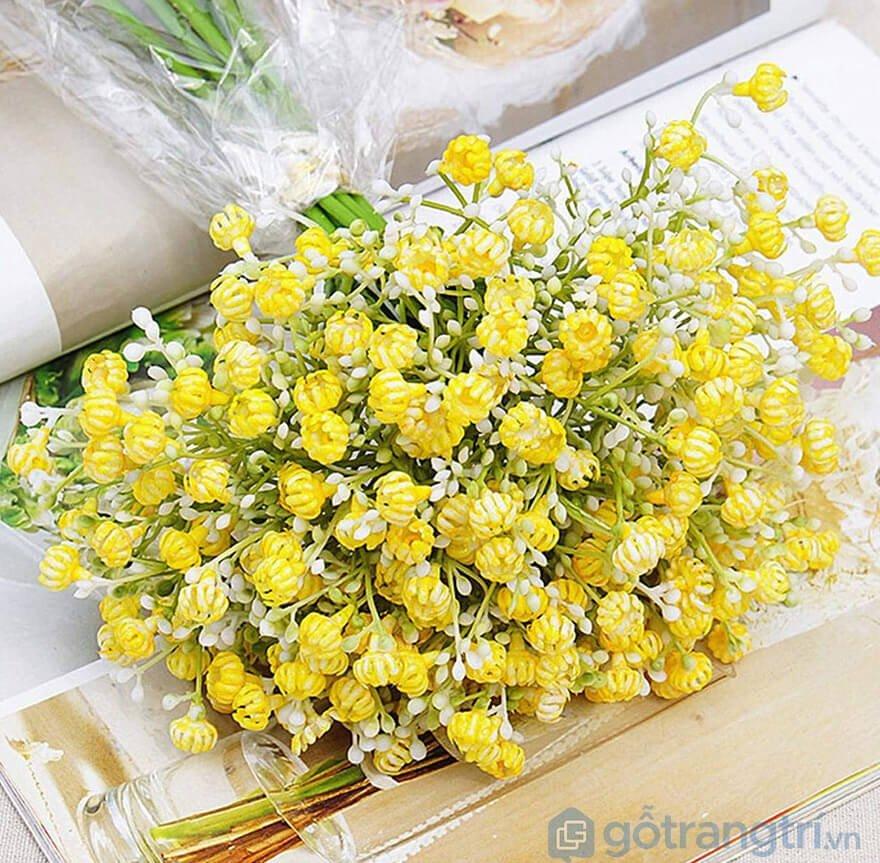 hoa giả đẹp như thật
