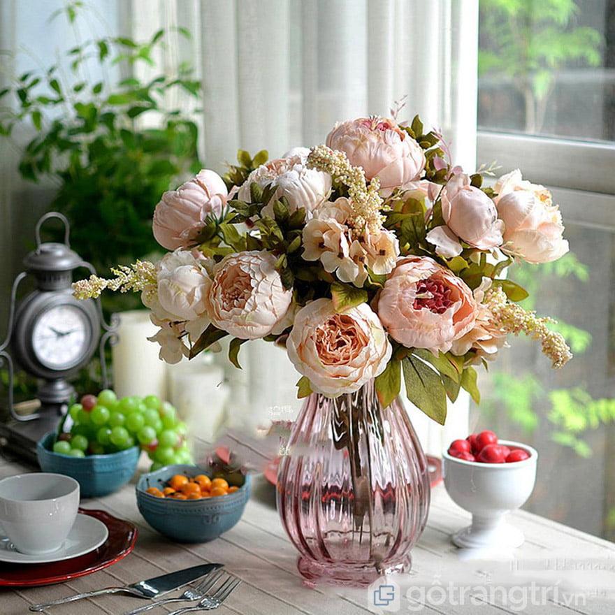 Hoa giả đẹp tự nhiên
