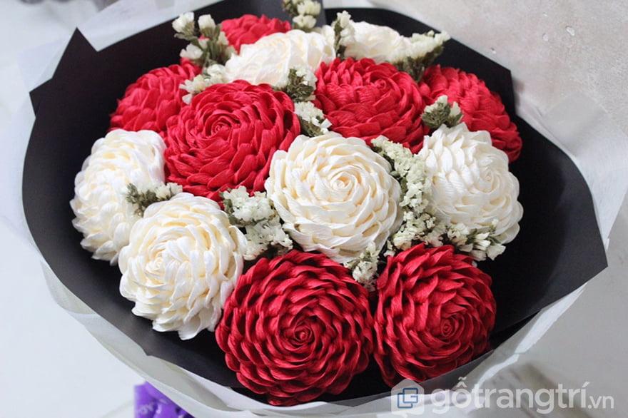 Hoa giả handmade