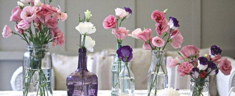 hoa giả trang trí bình dương