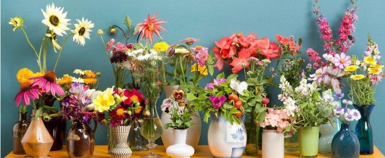 Hoa giả trang trí Đà Nẵng
