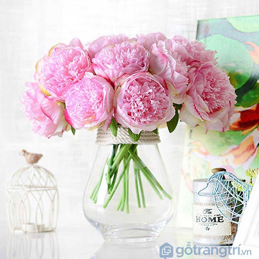 Hoa vải lụa đẹp