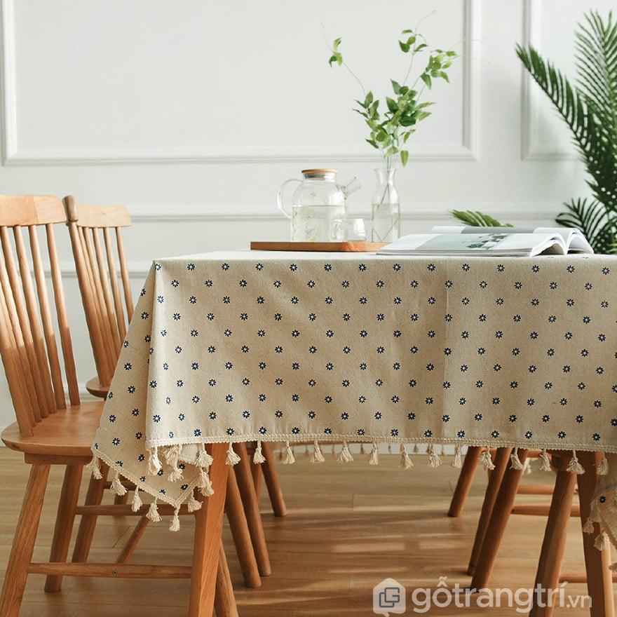 Khăn bàn ăn