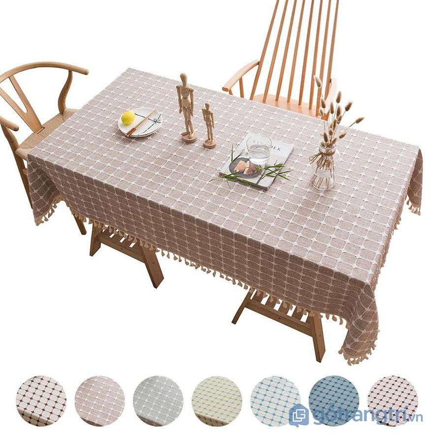khăn trải bàn đep