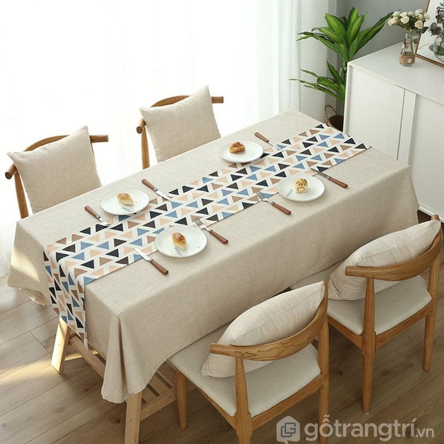 khăn trải bàn kiểu nhật