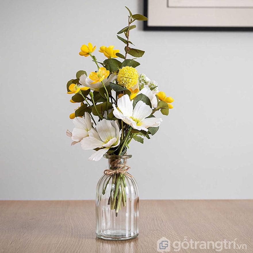 ở đâu bán hoa giả đẹp