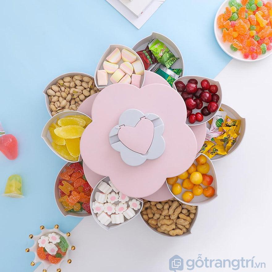 các loại khay đựng bánh kẹo