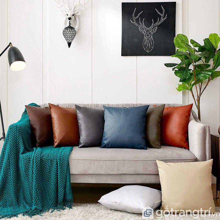 Gối sofa cao cấp Hà Nội