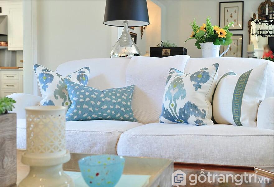 Gối tựa sofa cỡ lớn