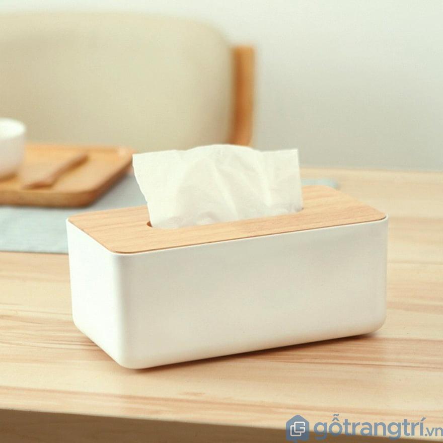 Hộp đựng giấy ăn bằng nhựa