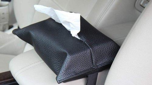 hộp đựng giấy ăn cho xe hơi