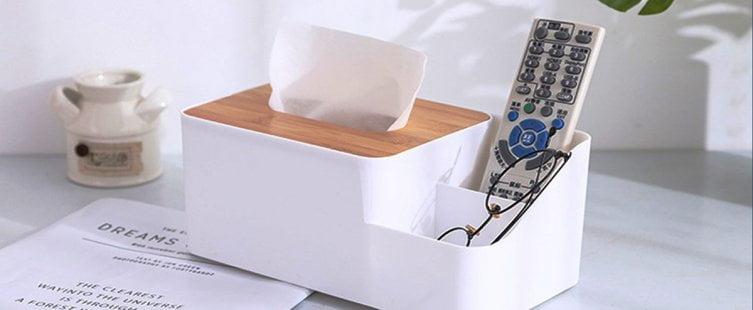 Hộp đựng giấy ăn đa năng