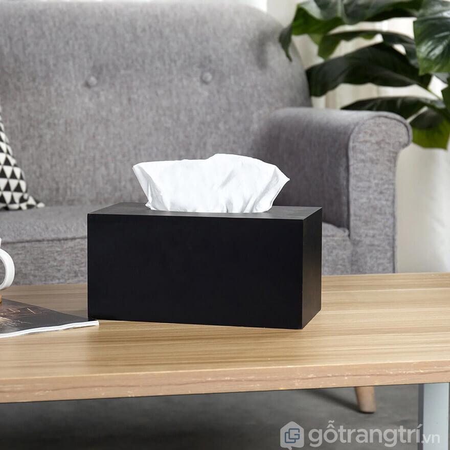 hộp đựng giấy ăn hình chữ nhật