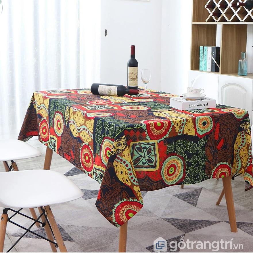 Khăn trải bàn chống thấm