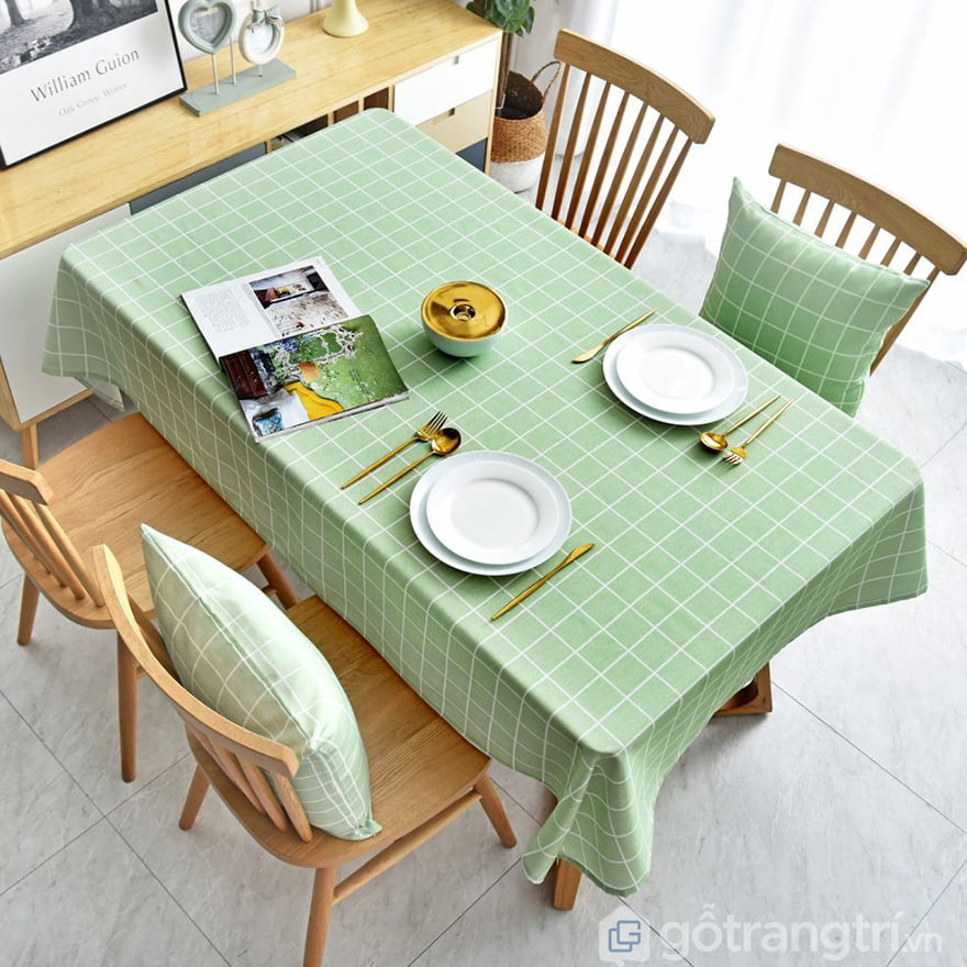 Khăn trải bàn Hà Nội