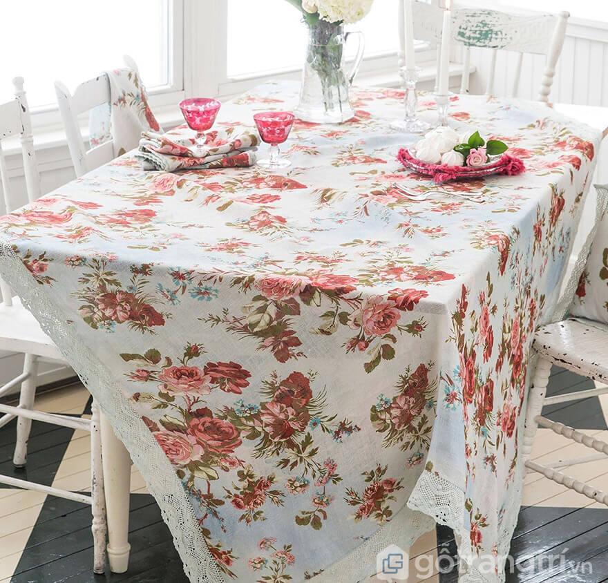 khăn trải bàn hcm