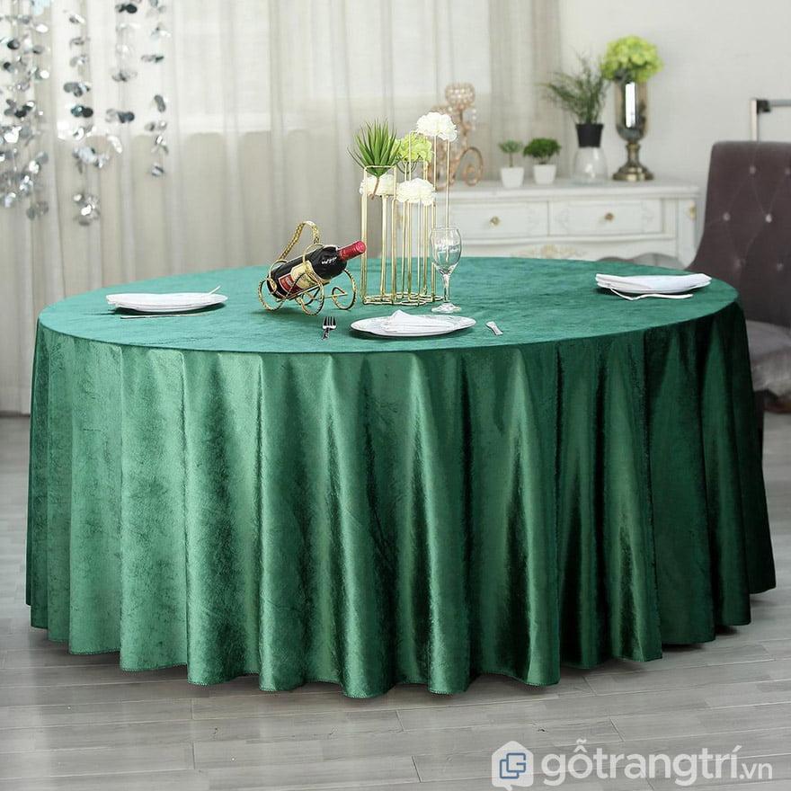 Khăn trải bàn ở Nha Trang
