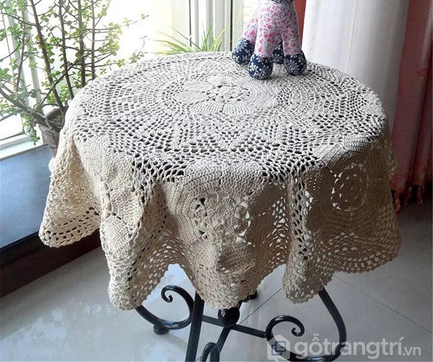Khăn trải bàn Vintage Hà Nội