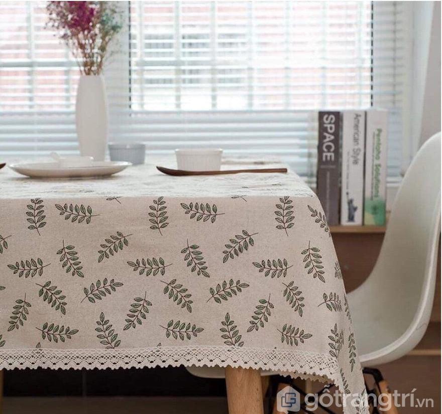 Khăn trải bàn Vintage tpHCM