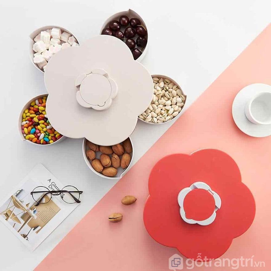 khay đựng bánh kẹo tết